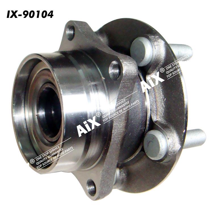 Timken HA590064 Front Wheel Bearing and Hub Assembly